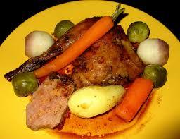 cuisiner du faisan faisan farci au foie gras et petits légumes