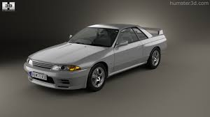 Skyline 1989 360 View Of Nissan Skyline R32 Gt R Coupe 1989 3d Model Hum3d