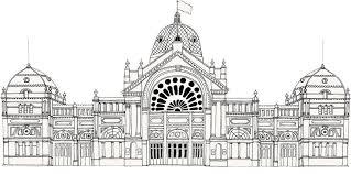 royal exhibition building museum spaces