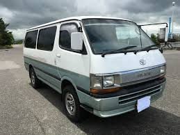 toyota hiace interior used toyota hiace van 1992 best price for sale and export in japan