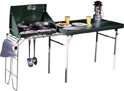 lifetime fold away picnic table lifetime 8190 portable c table stove rack cing