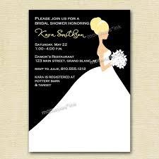 Words For Bridal Shower Invitation Wedding Shower Invitation Template In Microsoft Word Invitation