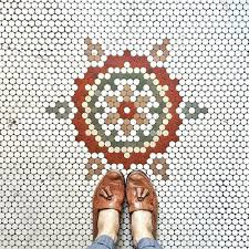 diy hexagon or tile floor patterns you tried it