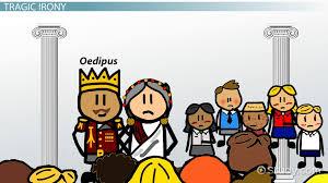 dramatic irony in oedipus rex quotes u0026 examples video u0026 lesson