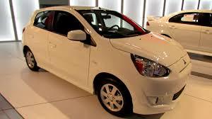 hatchback cars interior 2014 mitsubishi mirage exterior and interior walkaround 2013