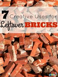 plastic garden edging ideas brick 7 creative uses for leftover bricks gardening ideas tips