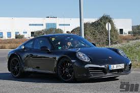porsche 2017 4 door exclusive porsche 992 spotted testing already total 911
