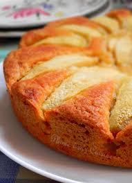 une plume dans la cuisine gâteau aux pommes tout doux une plume dans la cuisine
