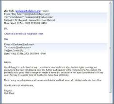 email resignation letter resignation letter email format email