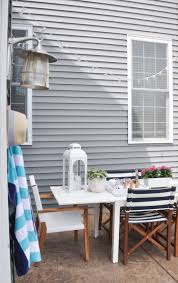 summer home tour our nautical patio fresh front porch and a 4th