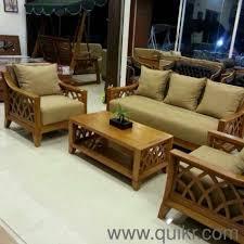 Teak Wood Sofa Sets Online Furniture Shopping India NewUsed - Teak wood sofa sets