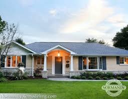 ranch remodel exterior exterior ranch house designs 3 bedroom craftsman ranch home plan