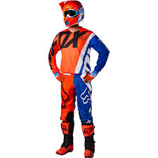 fox helmets motocross fox racing 2017 mx new 360 creo orange blue ktm jersey pants