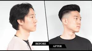 korean two block haircut english narration voguers clipper