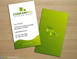 Business Card Microsoft Word Template For A Business Card With Microsoft Word Template For