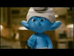 clumsy smurf tribute
