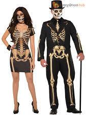 Skeleton Costume Womens Skeleton Costume Ebay