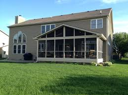 covered porch plans all images screened porch plans cost details covered screened