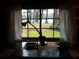 pine log cabin pine crest resort republic michigan in the upper