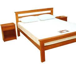 simple bed frame planunique idea simple bed frame simple diy bed