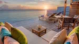 ocean villa u2013 hurawalhi maldives resort u2013 villas maldives