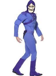Man Halloween Costumes Skeletor Man Costume 34805 Fancy Dress Ball