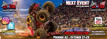 star monster truck tour