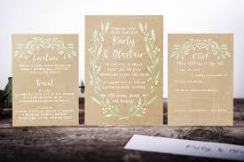 emmy designs wedding invitation sets
