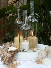 wine glass centerpieces wine rock and glass