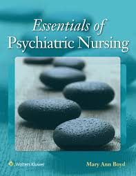 of psychiatric nursing