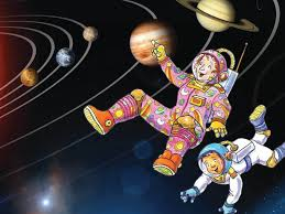 solar system scholastic