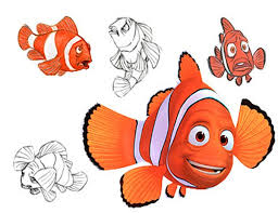 39 finding nemo concept art images character
