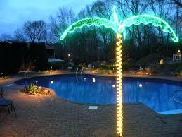 Outdoor Rope Lighting Ideas Solar Landscape Rope Lighting Solar Powered Rope Lights Outdoor