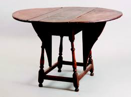 antique table with hidden leaf sold peter h eaton antiques