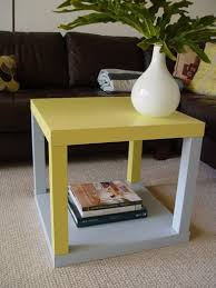 Yellow Side Table Ikea Best Of Yellow Side Table Ikea With Gladom Tray Table Light Yellow