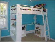 Cottage Loft Bed Plans by Ana White Build A Little Cottage Loft Bed Free And Easy Diy
