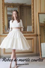 robe de mariã courte robe de mariée courte toutes les tendances pour 2017