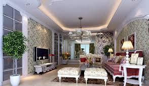 elegant futuristice design of the modern mediterranean interior
