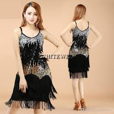 great gatsby inspired prom dresses roaring vintage sequin finge 20s inspired century great