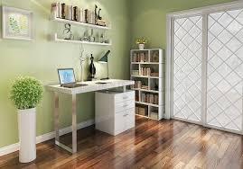 High Gloss White Desk by A18 Modern Office Desk By J U0026m In White High Gloss