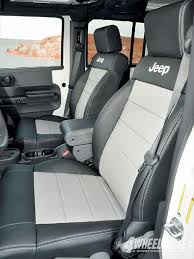 2009 jeep wrangler rubicon 0907 4wd 26 z 2009 jeep wrangler rubicon unlimited jk front seats