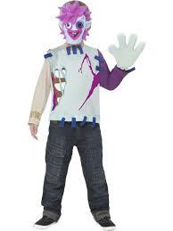 Halloween Monster Costume by Child Moshi Monsters Zommer Costume 35922 Fancy Dress Ball