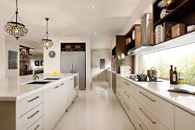 Kitchen And Bathroom Design by Carlisle Homes 9601 Nimbus Caesarstone Kitchens Pinterest