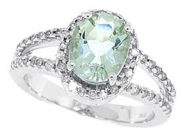 green wedding rings unique pictures of green amethyst engagement ring ring ideas