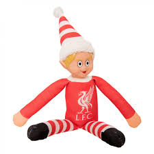 lfc christmas elf liverpool fc official store