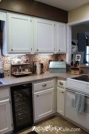 Kitchen Cabinet Makeovers - kitchen cabinet makeover annie sloan chalk paint artsy