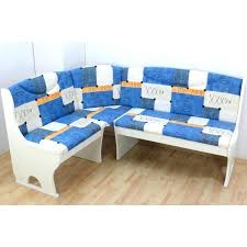 banquette canapé modulable banquette canape dangle modulable multicolore madurai 6 places en