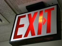 exit sign light bulbs start at the exit o s white paper opportunity sustainability