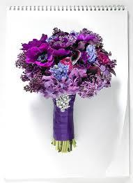 wedding flowers etc 167 best purple wedding bouquets etc images on