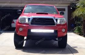 tacoma grill light bar 180w high power cree led light bar for 2005 2015 toyota tacoma